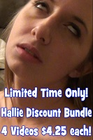 Hallie Knocked Out Discount Bundle