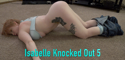 Isabelle Knocked Out 5