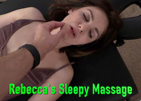 Rebecca's Sleepy Massage